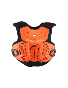 Chest Protector 2.5 Org-Blk Jr